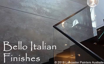 Bello Specialist Italian Finishes