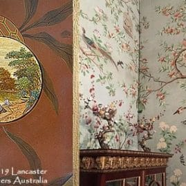 Chinoiserie Designs And Wallpaper