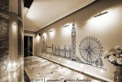 Commercial Mural Artwork