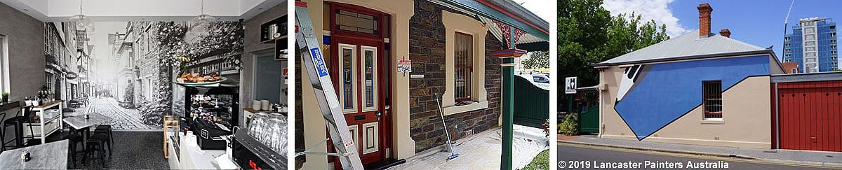 Specialist Commercial Painters