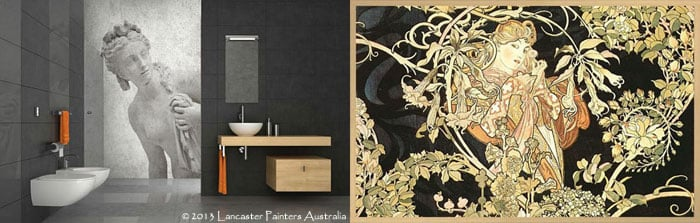 Contemporary Finishes Art Sydney Melbourne Adelaide