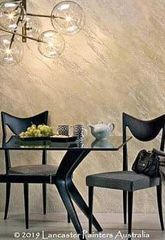Contemporary Italian and French Finishes