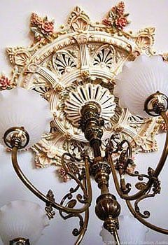Decorative Ceiling Roses and Cornices