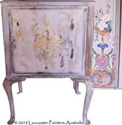 Furniture Finishes Distressed Finish with Chalk Paint and Design