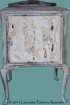 Hand Painted Furniture Finishes - Shabby Chic