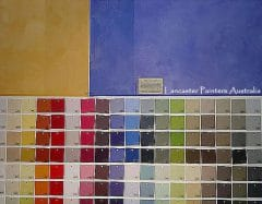 Porters Paints Finishes Colour Range
