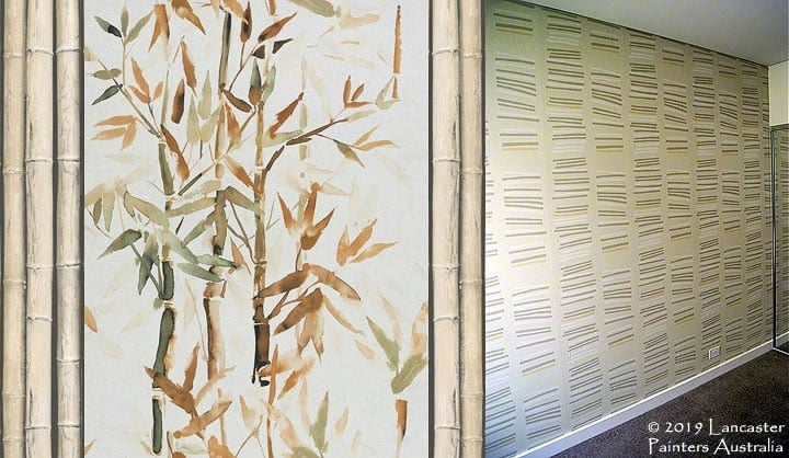 Professional Contemporary Wallpaper Hanging Service