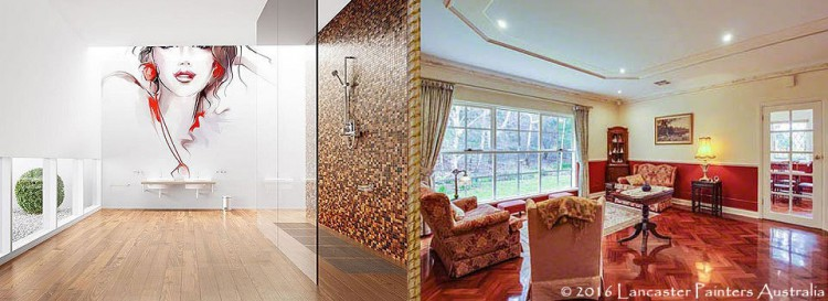 Contemporary Decorative Finishes Adelaide Sydney Melbourne