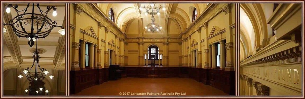 Traditional Heritage Finishes- Adelaide Melbourne Sydney