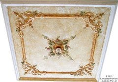 Specialist Hand Painted Ceiling Decoration