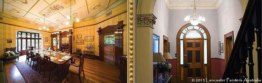 Specialist Heritage Painters Specialist Finishes