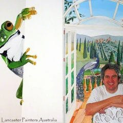 The Frog and The Prince Art