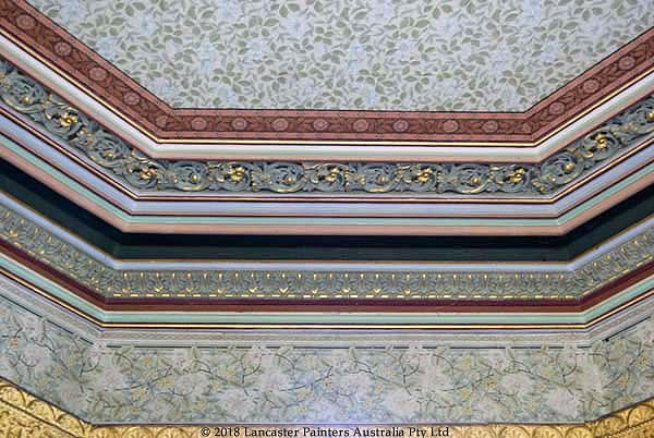 Traditional Heritage Finishes