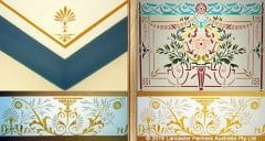 Traditional Heritage Stencils