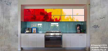 Trendy Contemporary Finishes